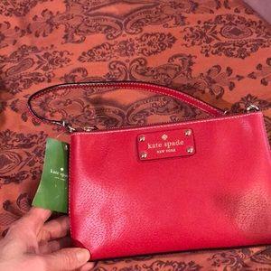 Kate Spade Mini purse - leather
